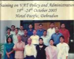 VAT TRAINING